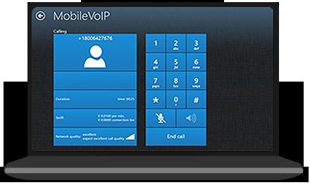 mobilevoip for windows